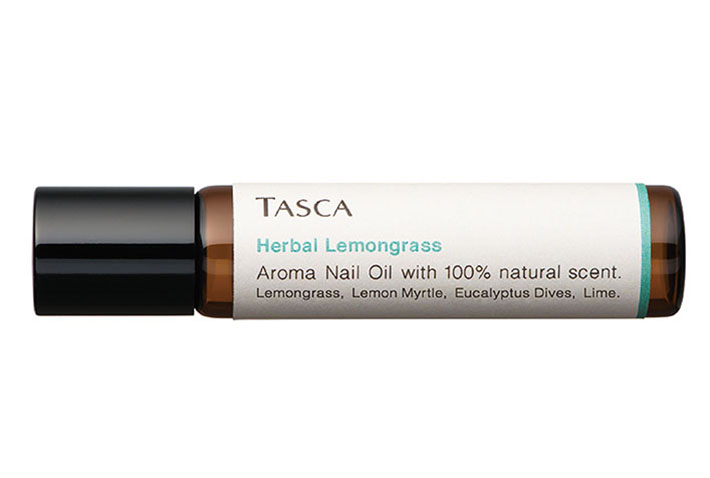 Herbal Lemongrass TASCA AROMA NAIL OIL