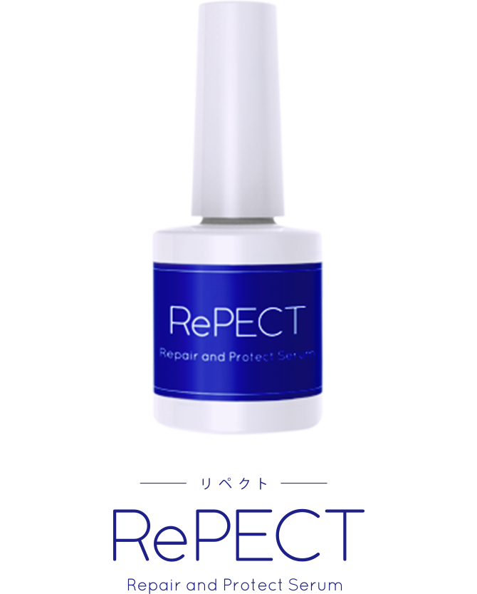 リペクト RePECT Repair and Protect Serum
