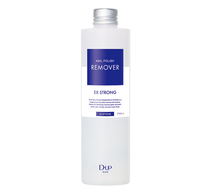 D-UP NAIL POLISH REMOVER EX