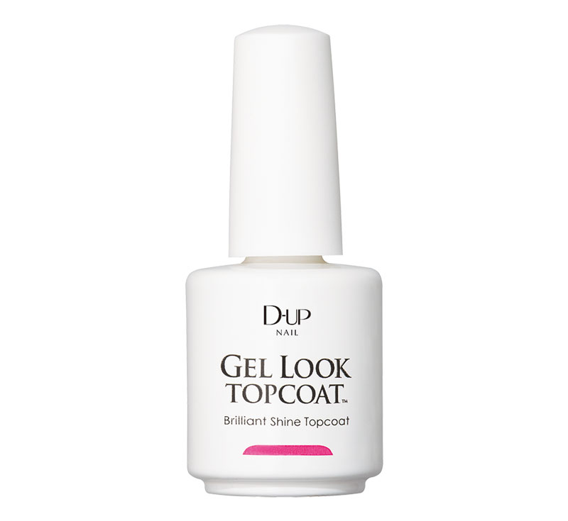 D-UP GEL LOOK TOPCOAT