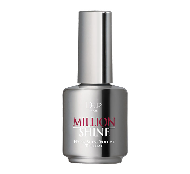 D-UP MILLION SHINE TOPCOAT